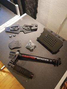 FLYCAM CAMTREE Wonder-3 Handheld Camera Stabilizer