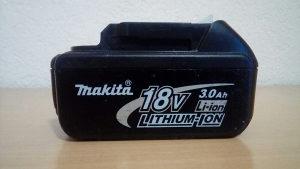 Makita baterija 18V 3.0Ah (Garancija 3 mjeseca)