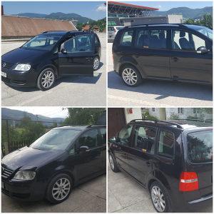 Volkswagen Touran 1.9 DSG