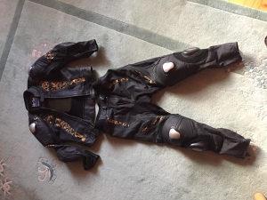 Kozno moto odijelo