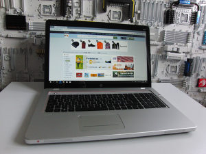 Laptop HP Envy 17 - Core I7 2670QM - 8GB RAM - HD 6700M