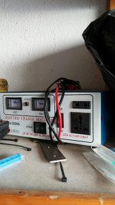 Inverter za centralno grijanje