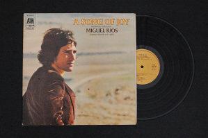 Miguel Ríos - A Song Of Joy LP (England)