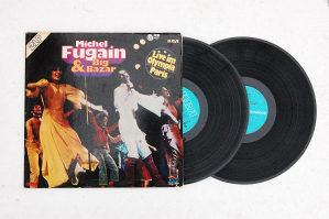 Michel Fugain & Big Bazar - Live Im Olympia Paris 2xLP