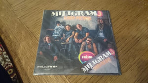 MILIGRAM ludi petak ORIGINAL CD