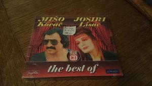 MISO KOVAC I JOSIPA LISAC best of ORIGINAL CD