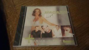 MAGAZIN minus i plus ORIGINAL CD