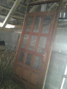 Drvena vrata i prozori