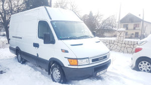Iveco daily 35c15 2,3 motor