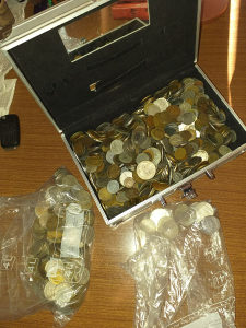 Numizmatika/stari novci