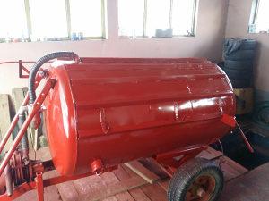 Cisterna Traktorska potcincana