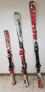 Atomic / Fischer skije