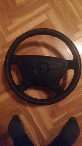 Mercedes volan