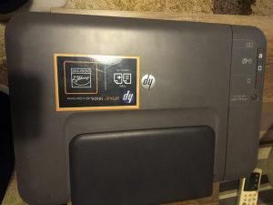 Hp printer 1050a