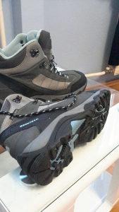 Cipele za hodanje i planinarenje br. 38