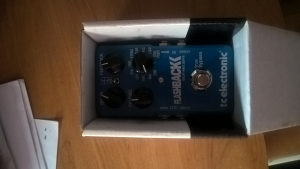 Delay  TC Electronics Flashback