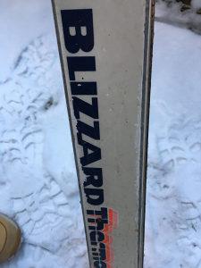 Skije Blizzard