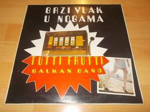 Tutti Frutti Balkan Band Lp