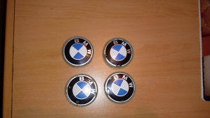 Cepovi za alu felge BMW