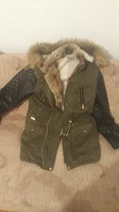 Zimska žeska jakna