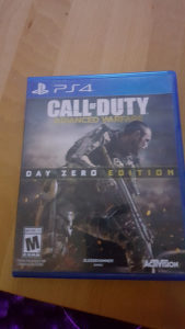 Call of duty ps4 igrica