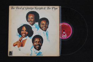 Gladys Knight & The Pips - The Best Of Gladys Knight LP