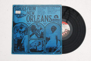 Various ‎- Echoes From New Orleans LP
