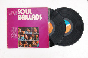Various ‎- The Most Beautiful Soul Ballads (2xLP)