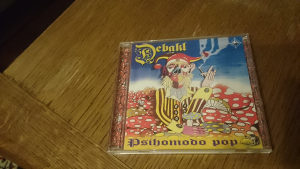 PSIHOMODO POP debakl ORIGINAL CD