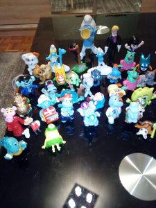 figurice kinder mc donlalds 3