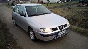 Seat Ibiza 1.0 MPI registrovan