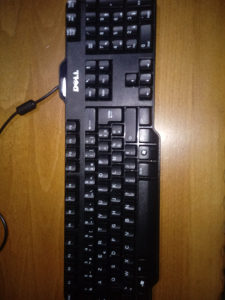 Logitech Mis i DELL Tastatura