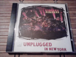 Nirvana – MTV Unplugged In New York cd
