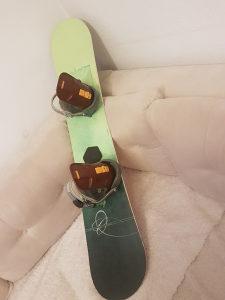 Snowboard Burton sa vezovima 280KM