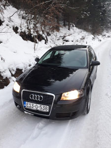 Audi A3 Sportback 1.9TDI 77kw