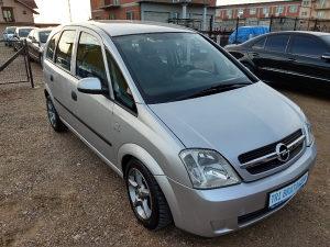 Opel Meriva 1.7cdti, 74kw, 2004 godina