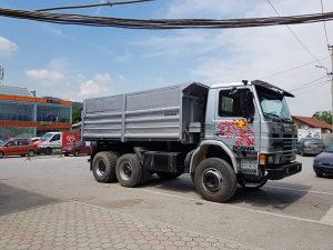 Scania 113H kiper troosovinac