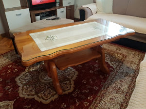 Stol 125 x 62 cm