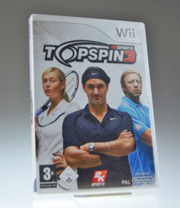 Top Spin 3 za Wii