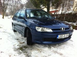 Peugeot 306 2.0HDI  061 149 695