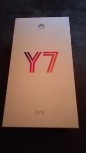 Huawei y7 2018 novo ne koristeno