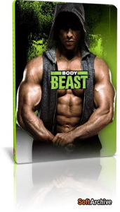 Body Beast Full Collection-3DVD