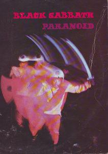 BLACK SABBATH-PARANOID Lp