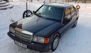 Mercedes 190 dizel, ABS, servo, airbag