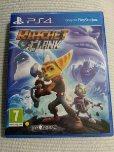 Igre ps4-Ratchet&Clank
