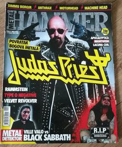 Metal Hammer br. 1