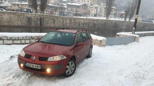 Renault Megane (ZAMJENA ZA SKUPLJE)
