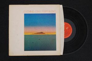 Fripp & Eno - Evening Star LP (England)