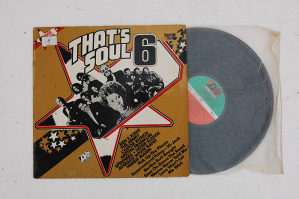 Various - That's Soul 6 LP (Germany)