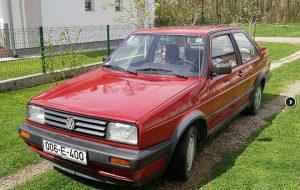 Volkswagen jetta mk2 1.8 GTI